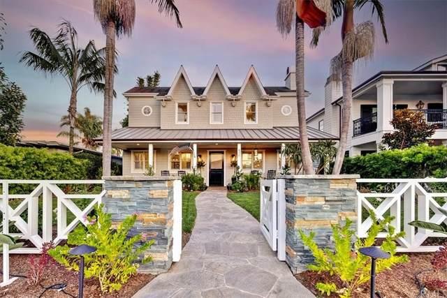 432 Aliso Avenue, Newport Beach, CA 92663 (#OC21193661) :: Corcoran Global Living