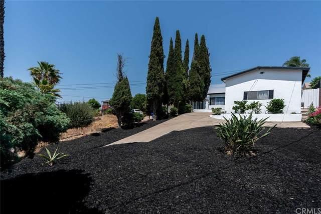 1007 Winston Drive, San Diego, CA 92114 (#FR21195332) :: Steele Canyon Realty