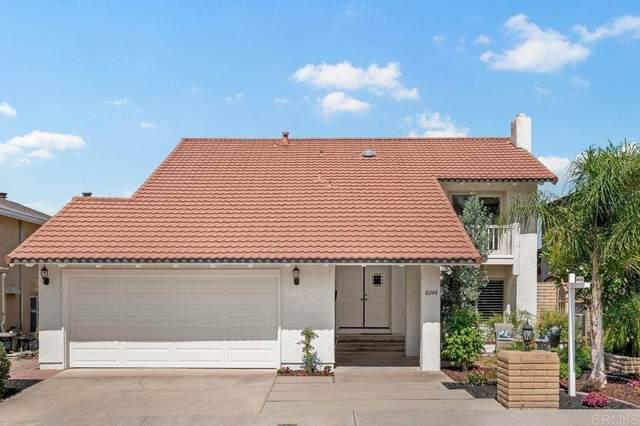 6248 Camino Corto, San Diego, CA 92120 (#NDP2110433) :: RE/MAX Empire Properties