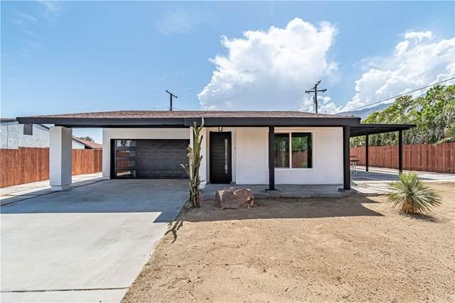 485 W Palm Vista Drive, Palm Springs, CA 92262 (MLS #OC21188527) :: Brad Schmett Real Estate Group
