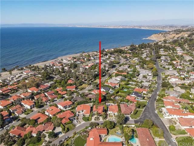 717 Cloyden Square, Palos Verdes Estates, CA 90274 (#SB21192553) :: RE/MAX Masters