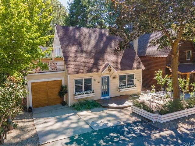 381 Maple Drive, Lake Arrowhead, CA 92352 (#SW21203412) :: American Real Estate List & Sell