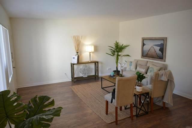 5015 Cape May #203, San Diego, CA 92107 (#PTP2106752) :: Blake Cory Home Selling Team