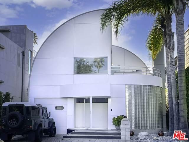 2409 Wilson Avenue, Venice, CA 90291 (#21787574) :: The Najar Group