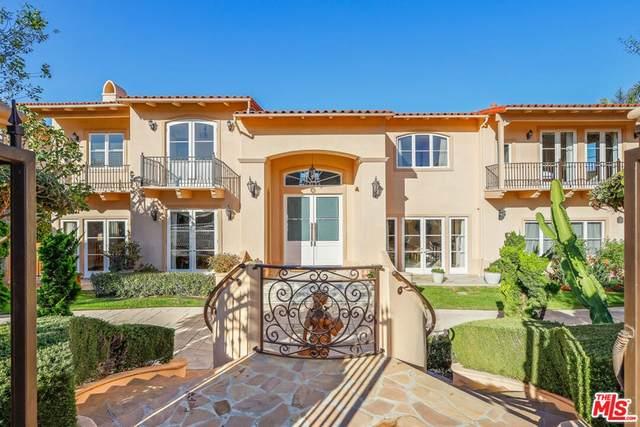 1549 Via Lopez, Palos Verdes Estates, CA 90274 (#21787654) :: Millman Team