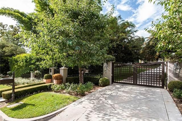 1055 La Loma Road, Pasadena, CA 91105 (#SR21220458) :: Compass