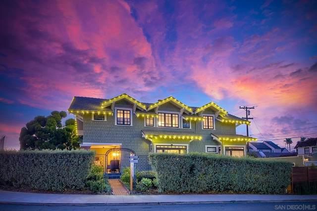3204 Goldsmith St, San Diego, CA 92106 (#210028842) :: Blake Cory Home Selling Team