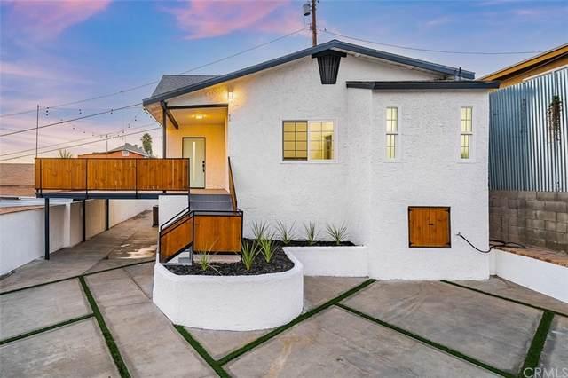 515 N Indiana Street, Los Angeles (City), CA 90063 (#DW21229495) :: RE/MAX Empire Properties