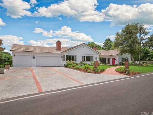 15 Middleridge Lane N, Rolling Hills, CA 90274 (#PV21151892) :: Millman Team