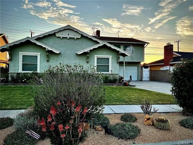 12191 Santa Rosalia Street, Garden Grove, CA 92841 (#PW21157258) :: Wendy Rich-Soto and Associates