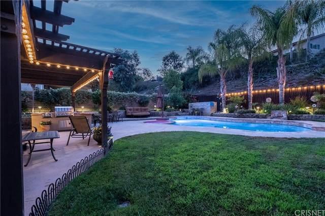 28613 Ponderosa Street, Castaic, CA 91384 (#SR21160399) :: Jett Real Estate Group