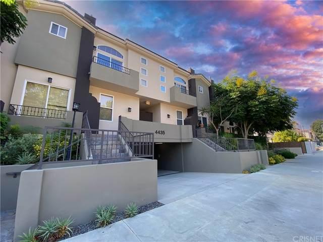4435 Colfax Avenue #105, Studio City, CA 91602 (#SR21202605) :: Blake Cory Home Selling Team