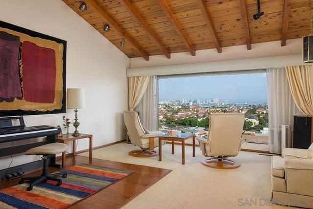1881 Evergreen St., San Diego, CA 92106 (#210028705) :: Blake Cory Home Selling Team