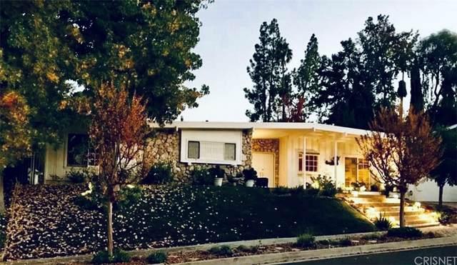 18848 La Amistad Place, Tarzana, CA 91356 (#SR21187127) :: Zutila, Inc.