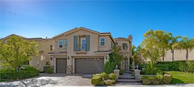 17708 Sweetgum Lane, Canyon Country, CA 91387 (#SR21229288) :: eXp Realty of California Inc.
