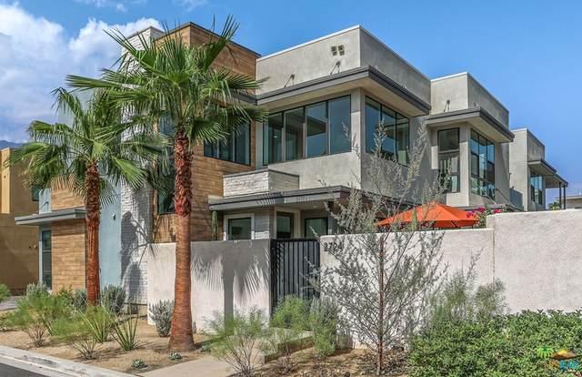 2724 Sunrise Sonata Lane, Palm Springs, CA 92262 (#21782726) :: The Kohler Group