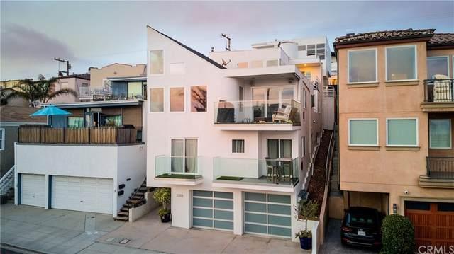 3207 Crest Drive, Manhattan Beach, CA 90266 (#PW21156135) :: Go Gabby