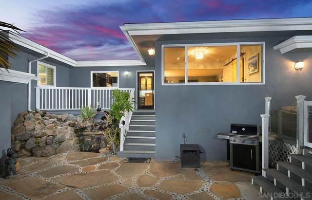 3428 Keats, San Diego, CA 92106 (#210026137) :: Steele Canyon Realty