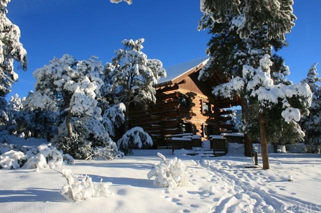 8623 Deer Trail, Frazier Park, CA 93225 (#BB16169009) :: Go Gabby