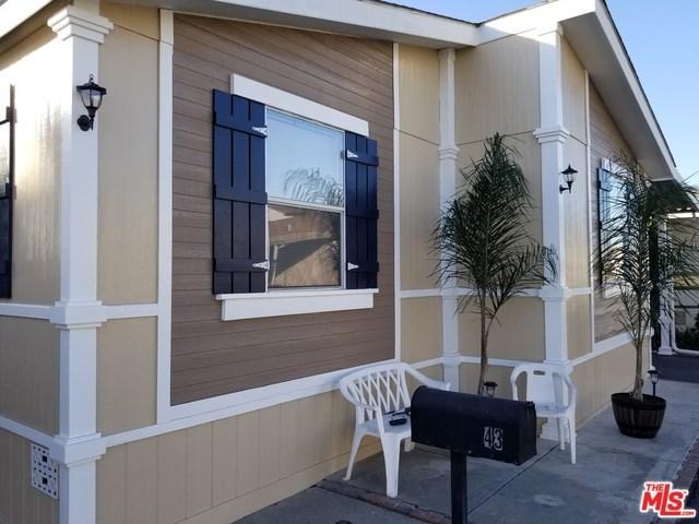 200 N Grand Avenue #43, Anaheim, CA 92801 (#18408812) :: Fred Sed Group