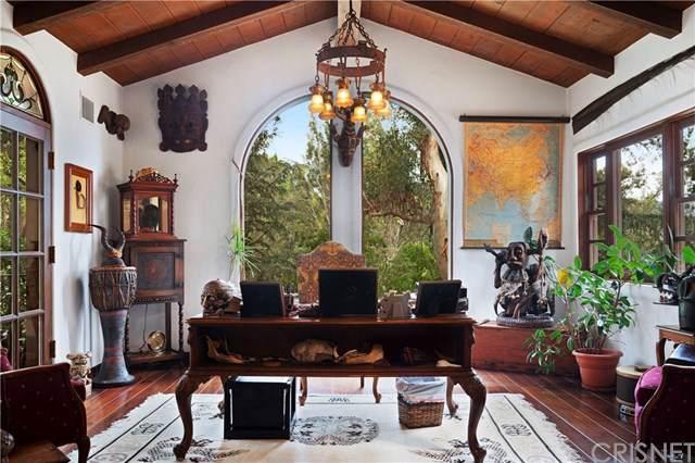 640 Wonder View Drive, Calabasas, CA 91302 (#SR19110720) :: Allison James Estates and Homes