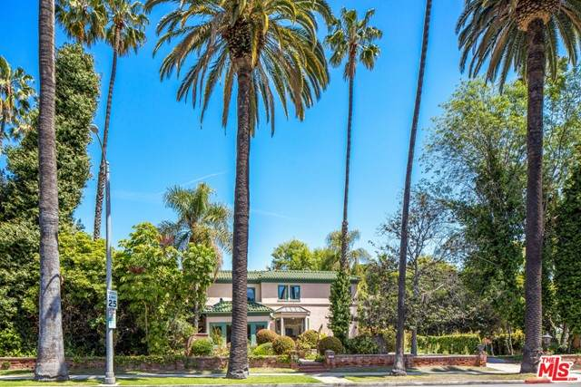 508 N Canon Drive, Beverly Hills, CA 90210 (#21724512) :: Mint Real Estate