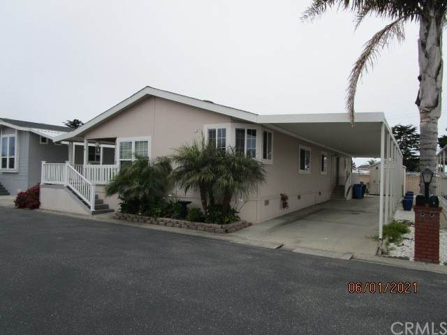 140 Dolliver #4, Pismo Beach, CA 93449 (#PI21120020) :: Wahba Group Real Estate | Keller Williams Irvine