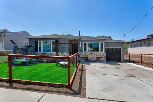 6969 Tower Street, La Mesa, CA 91942 (#PTP2103181) :: Wahba Group Real Estate   Keller Williams Irvine