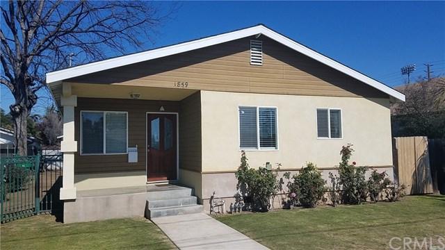 1859 1st Street, La Verne, CA 91750 (#CV18262149) :: Mainstreet Realtors®