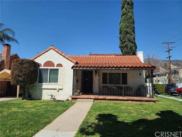 701 Palm Drive, Glendale, CA 91202 (#SR21068360) :: Zember Realty Group