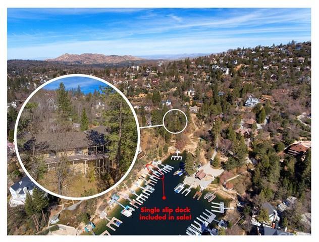 28803 North Shore Road, Lake Arrowhead, CA 92352 (#EV17059521) :: Angelique Koster