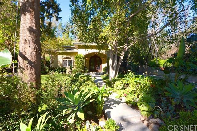 10651 Johanna Avenue, Shadow Hills, CA 91040 (#SR17060749) :: The Brad Korb Real Estate Group