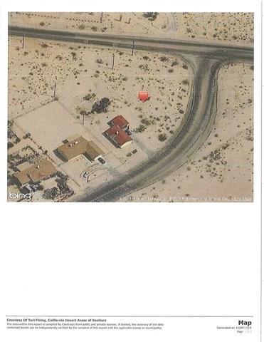 Larrea And Two Mile Road Avenue, 29 Palms, CA 92277 (#215032280DA) :: Fred Sed Group