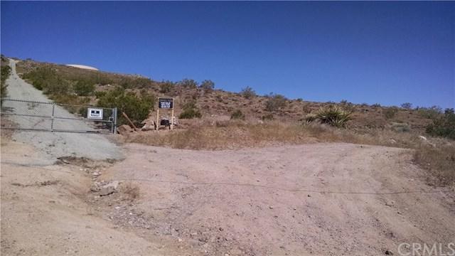0 Terra Vista, Yucca Valley, CA 92629 (#EV17075581) :: RE/MAX Empire Properties