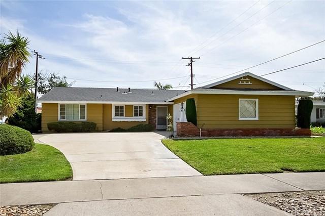 1424 S Citrus Avenue, Fullerton, CA 92833 (#OC17084882) :: The Darryl and JJ Jones Team