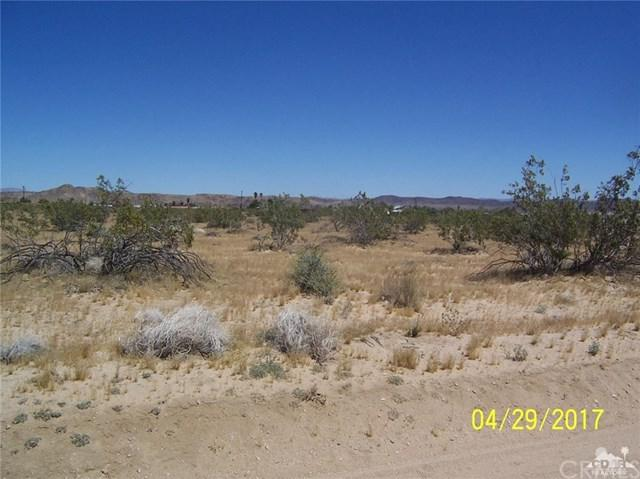 Cobalt Road, Joshua Tree, CA 92252 (#217012678DA) :: RE/MAX Empire Properties