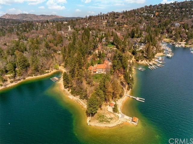 1000 Robin Hood Lane, Lake Arrowhead, CA 92352 (#EV17107058) :: Angelique Koster