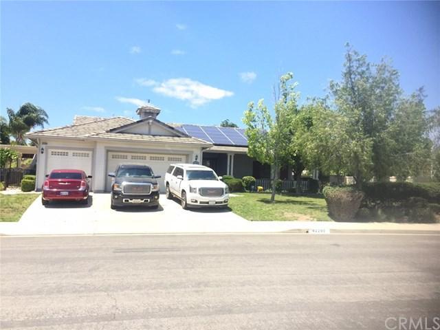 42290 Oregon Trail, Murrieta, CA 92562 (#OC17121617) :: Allison James Estates and Homes