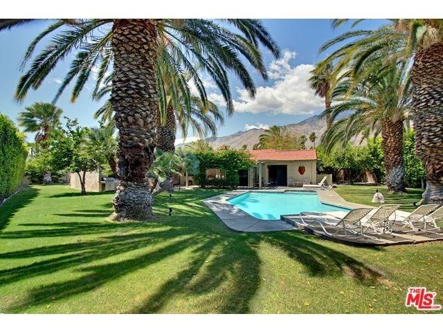 1440 E Rosarito Way, Palm Springs, CA 92262 (#16129278) :: Impact Real Estate
