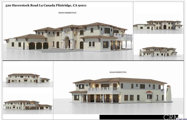520 Haverstock Road, La Canada Flintridge, CA 91011 (#317005050) :: Fred Sed Realty