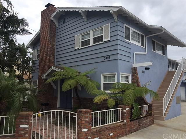 2408 Grant Avenue, Redondo Beach, CA 90278 (#SB17126790) :: Erik Berry & Associates