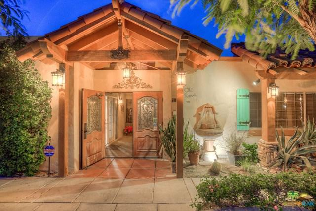 220 S Patencio Road, Palm Springs, CA 92262 (#17238522PS) :: Fred Sed Group