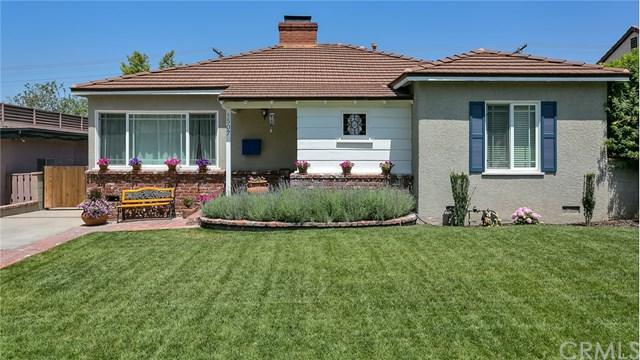 507 Birmingham Road, Burbank, CA 91504 (#BB17125657) :: Allison James Estates and Homes
