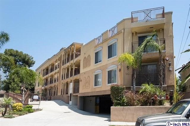 2435 Florencita Avenue #302, Montrose, CA 91020 (#317005066) :: The Brad Korb Real Estate Group