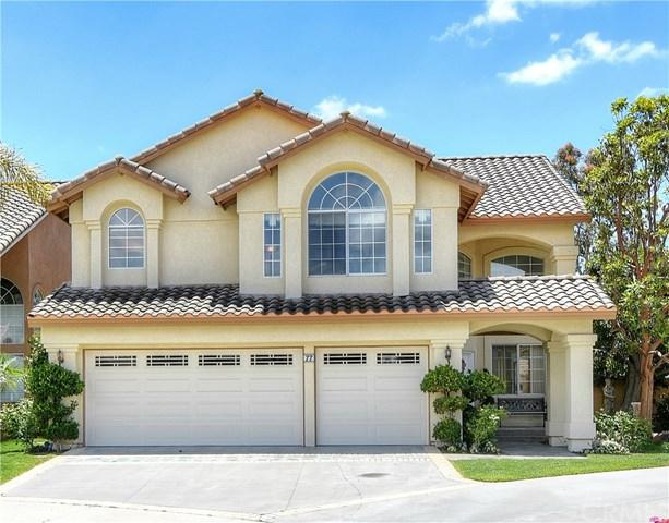 77 Toulon Avenue, Lake Forest, CA 92610 (#OC17132815) :: Berkshire Hathaway Home Services California Properties