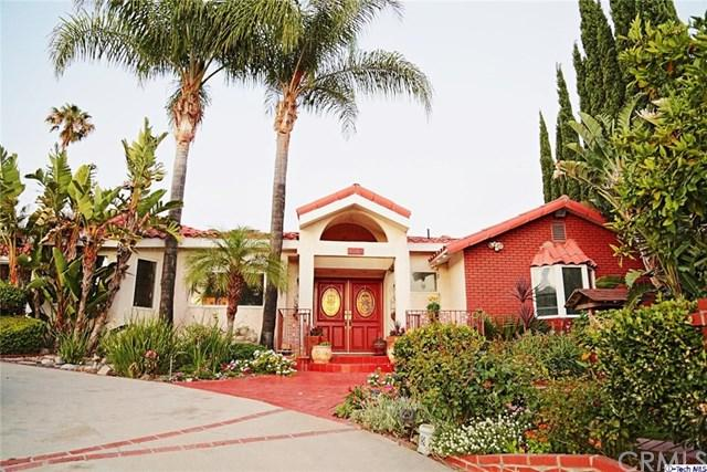 4630 Rosemont Avenue, La Crescenta, CA 91214 (#317005160) :: The Brad Korb Real Estate Group