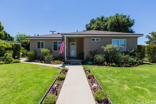 14678 Harding Street, San Fernando, CA 91340 (#IG17134358) :: The Brad Korb Real Estate Group
