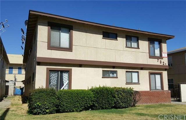 7328 Vista Del Monte Avenue, Van Nuys, CA 91405 (#SR17133088) :: Fred Sed Realty