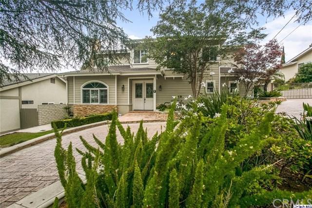 5153 New York Avenue, La Crescenta, CA 91214 (#317005077) :: The Brad Korb Real Estate Group