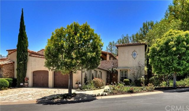10 Overlook Drive, Newport Coast, CA 92657 (#NP17132355) :: Fred Sed Realty